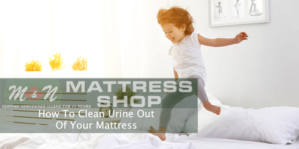 How To Clean Urine f Your Mattress
