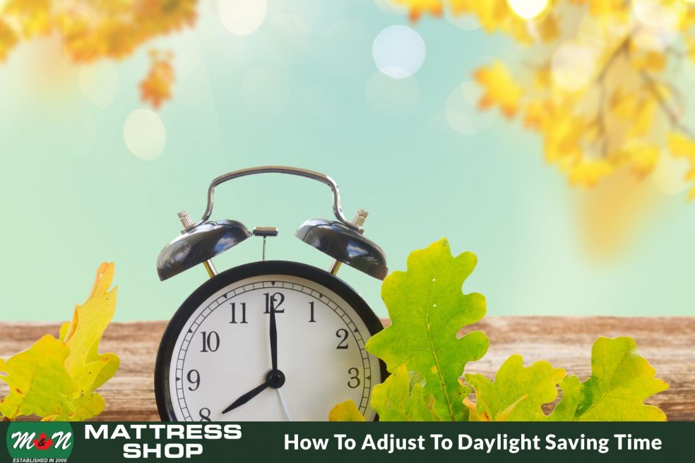 How To Adjust To Daylight Saving Time