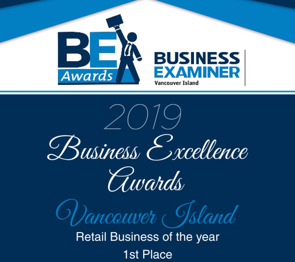 Business examiner award