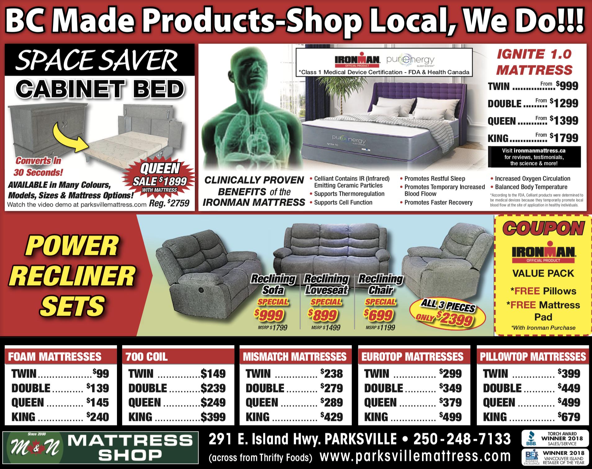 mattress-store-specials-parksville